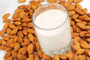 ~almond milk~